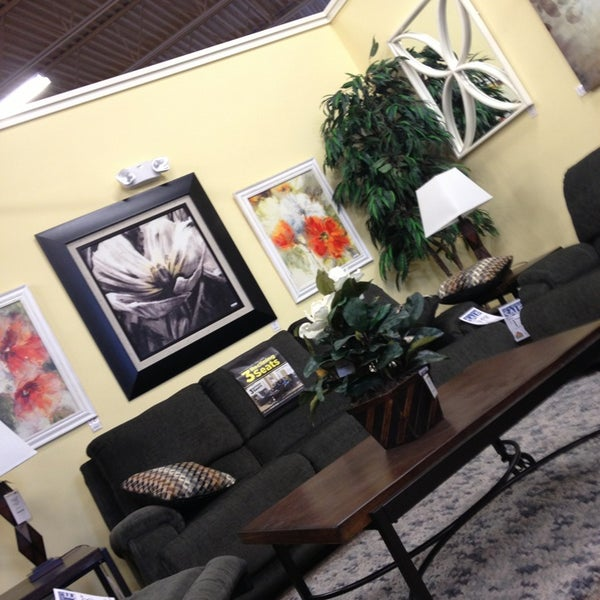 Photo Taken At Ashley Home Furniture By Ian M On 1 6 2017