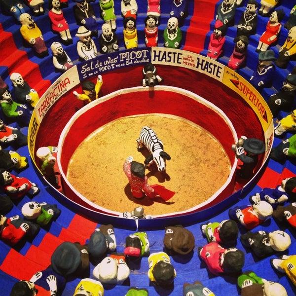 Das Foto wurde bei Museo de Arte Popular von Jorge A. am 2/7/2013 aufgenommen