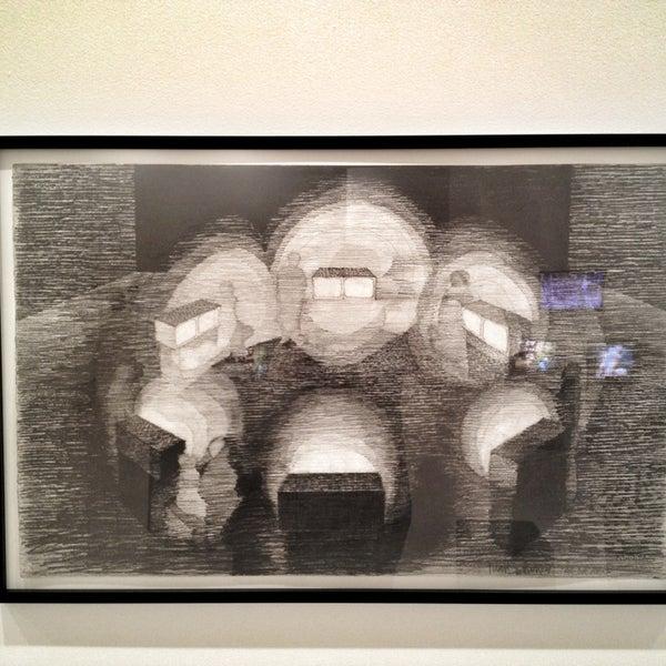 Foto tomada en Museo Tamayo por Jorge A. el 7/20/2013