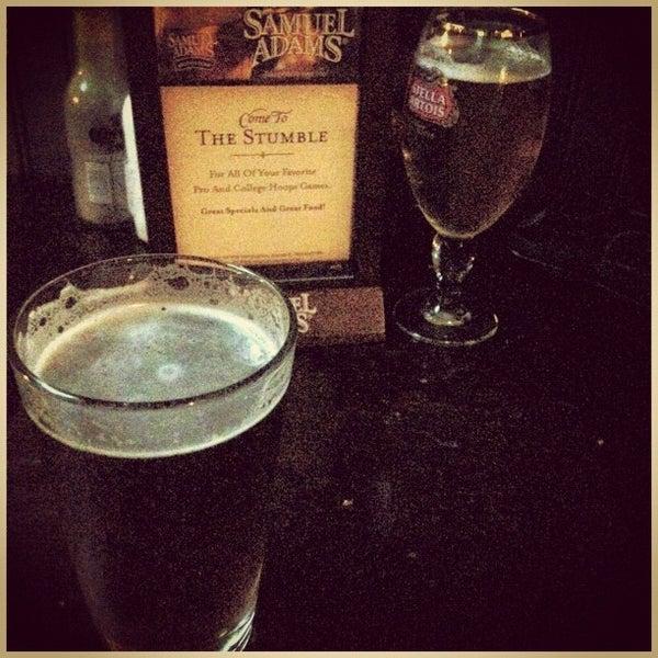 Das Foto wurde bei The Stumble Inn von Jackie S. am 9/21/2012 aufgenommen