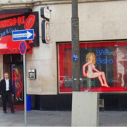 Prostitutes in Frankfurt