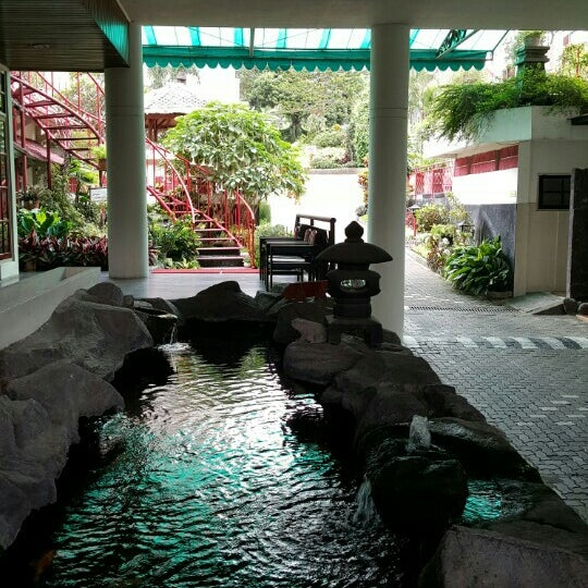 Nugraha Wisata Hotel Ambarawa Jawa Tengah