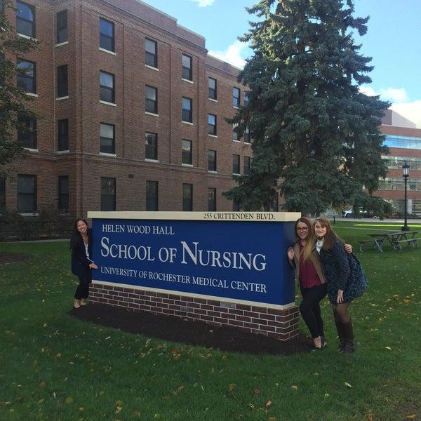University Of Rochester School Of Nursing >> Photos At Helen Wood Hall School Of Nursing University Of Rochester