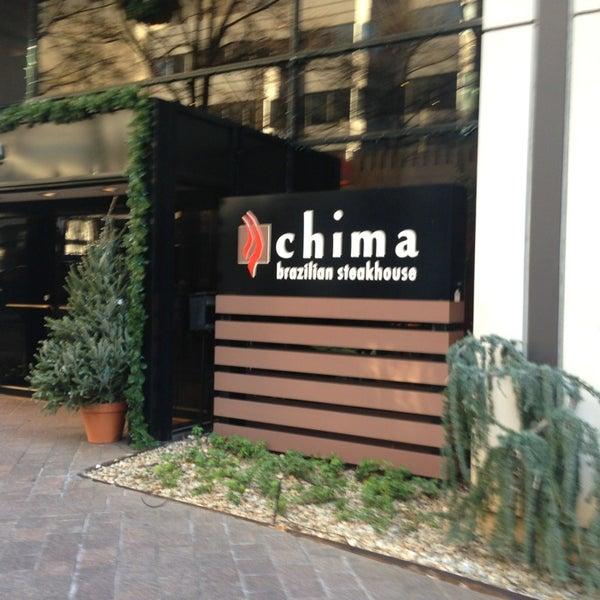 Foto diambil di Chima Brazilian Steakhouse oleh Alejandro S. pada 1/4/2013
