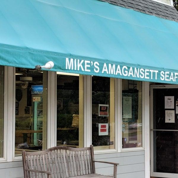 Photos at Amagansett Seafood Store - Fish Market in Amagansett