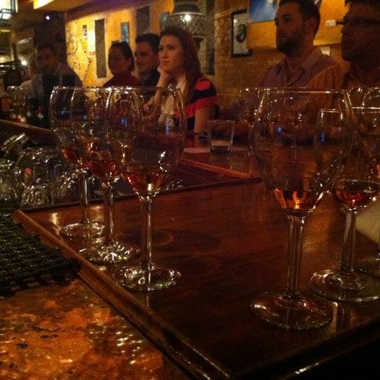 12/14/2012에 GAZ.님이 Mosaic Wine Lounge에서 찍은 사진