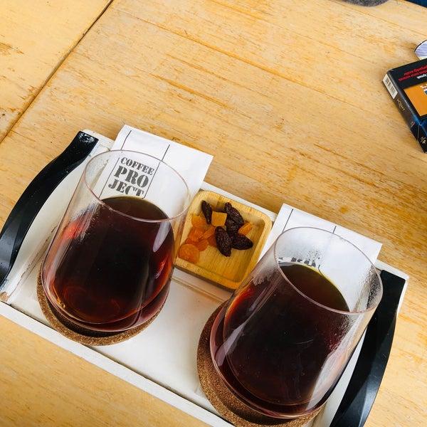 10/4/2018 tarihinde O S.ziyaretçi tarafından Coffee Project'de çekilen fotoğraf