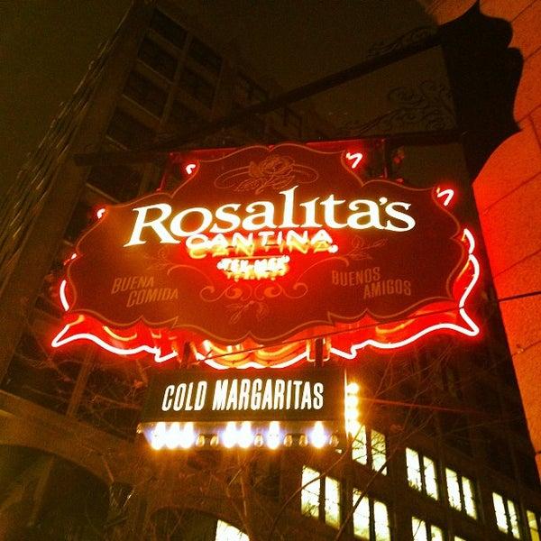 Photo prise au Rosalita's Cantina par Frank Z. le1/31/2013