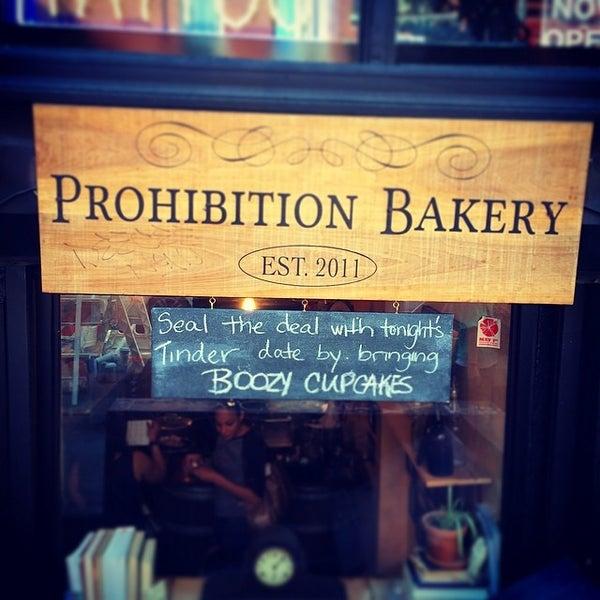 รูปภาพถ่ายที่ Prohibition Bakery โดย Robbie A. เมื่อ 5/17/2014