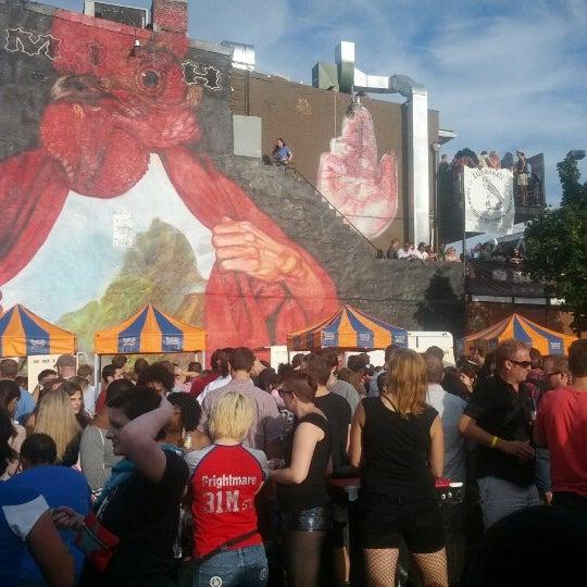 Foto scattata a Smith Commons da Patrick F. il 9/15/2012