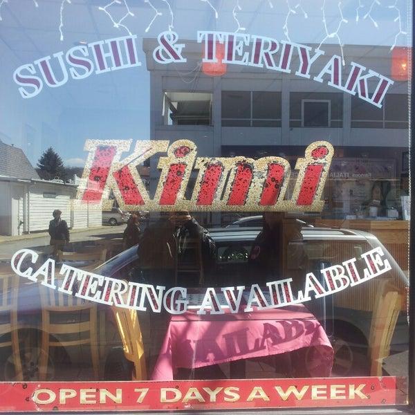 Kimi Sushi & Grille - 15 tips