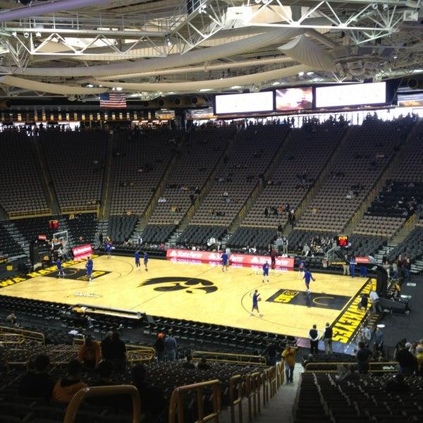 Photos at Carver-Hawkeye Arena - 1 Elliott Dr