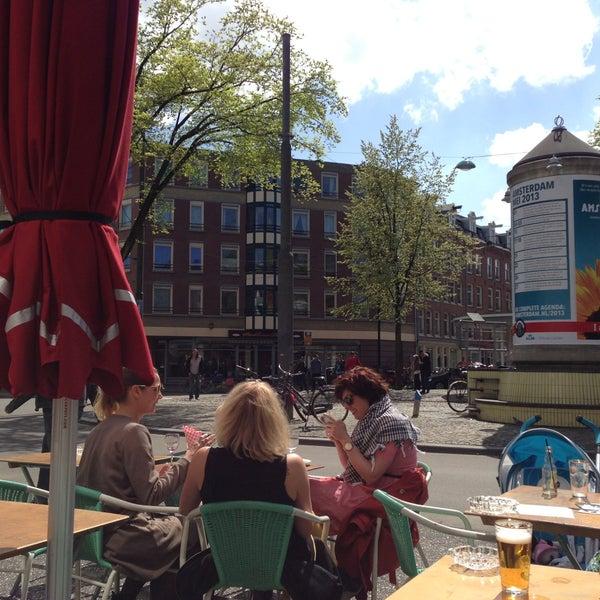 5/9/2013にWouter B.がCafe Restaurant Piet de Gruyterで撮った写真