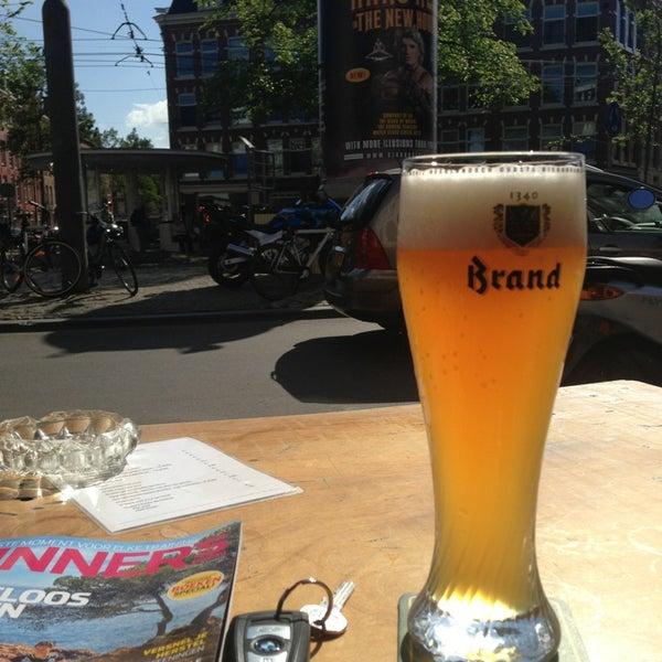 7/19/2013にWouter B.がCafe Restaurant Piet de Gruyterで撮った写真