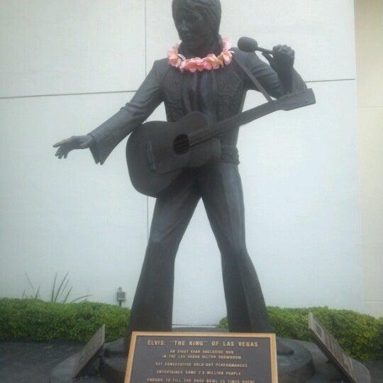 Снимок сделан в LVH - Las Vegas Hotel & Casino пользователем Dave N. 10/8/2012