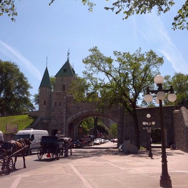 Photo prise au Citadelle de Québec par Ramona S. le8/6/2013