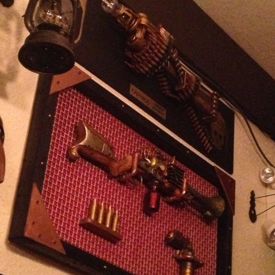11/25/2012 tarihinde Jay H.ziyaretçi tarafından Storm Crow Tavern'de çekilen fotoğraf
