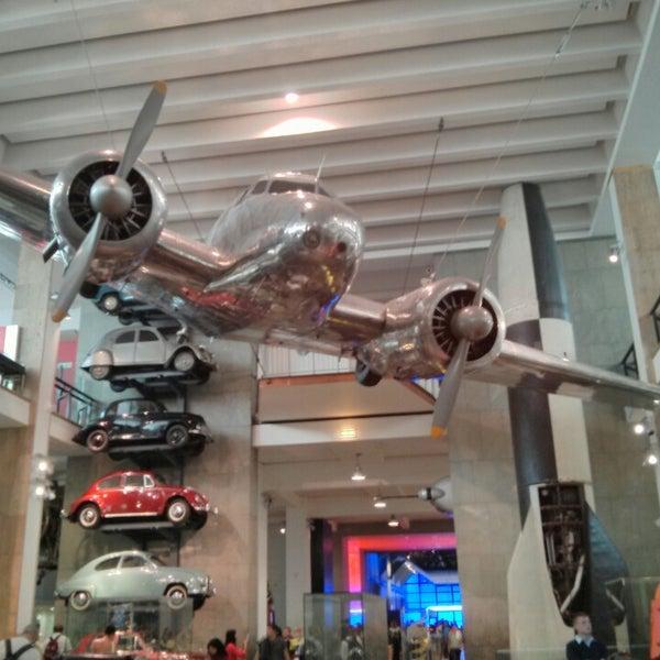 Foto tomada en Science Museum por George B. el 7/12/2013