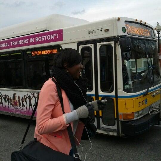 430   Bus   MBTA