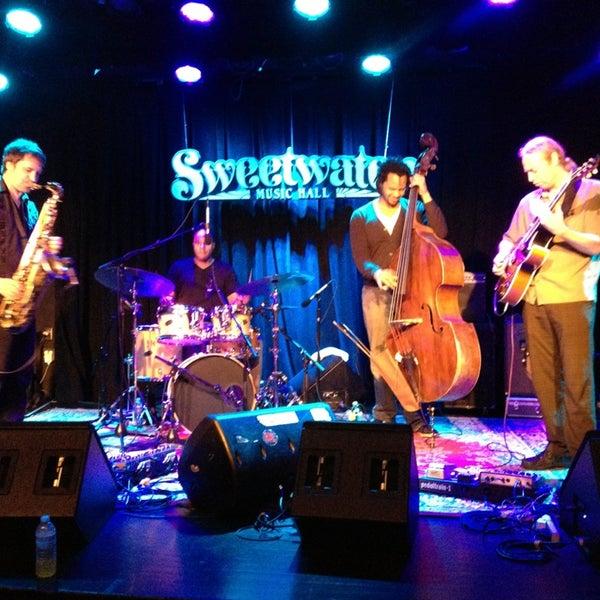 3/14/2013にJordan B.がSweetwater Music Hallで撮った写真