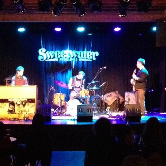 12/14/2012にJordan B.がSweetwater Music Hallで撮った写真