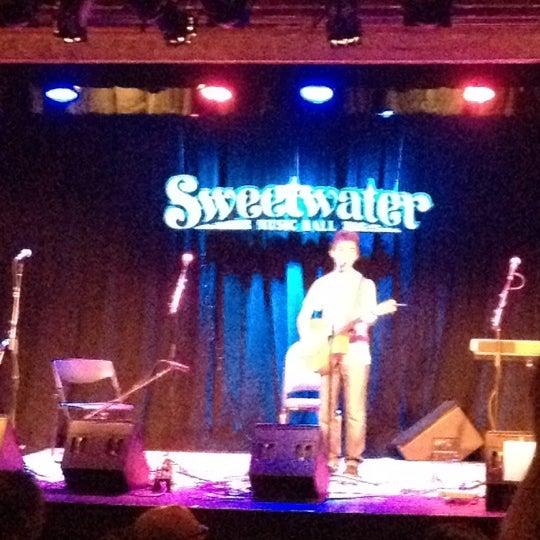 10/30/2012にJordan B.がSweetwater Music Hallで撮った写真
