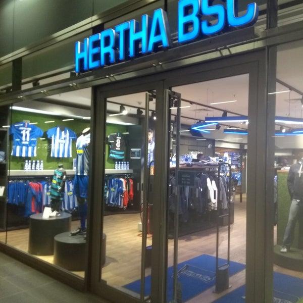 Hertha Shop