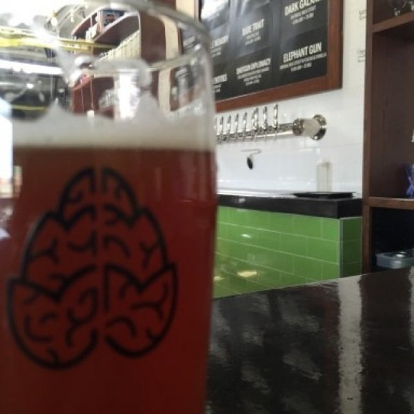 Photo taken at Cerebral Brewing by Steve S. on 5/20/2016