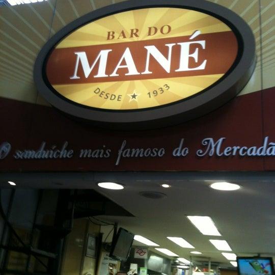 11/10/2012にGabriela A.がBar do Manéで撮った写真
