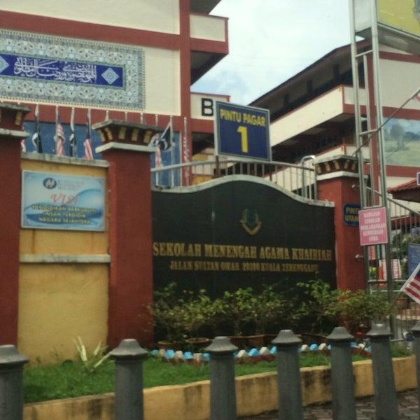 Photos At Sekolah Menengah Agama Khairiah Kuala Terengganu Terengganu