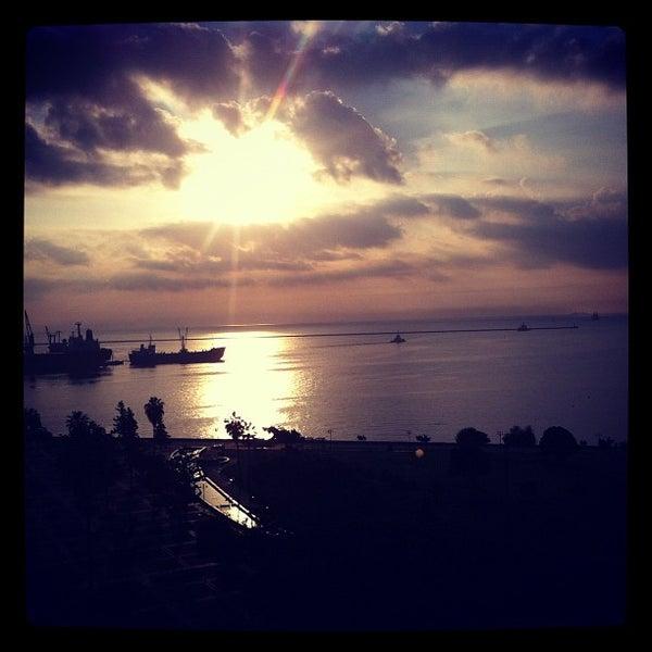 Mersin Sahili Mersinde Kıyıda Fotoğraflar