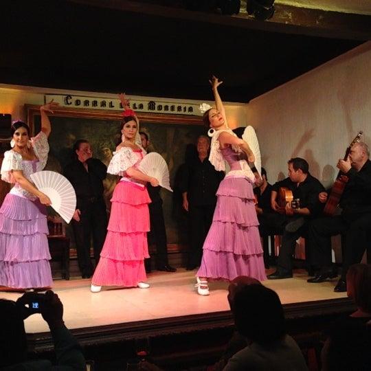 10/9/2012 tarihinde Katya R.ziyaretçi tarafından Corral de la Morería'de çekilen fotoğraf