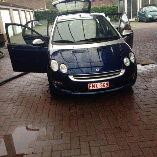 Car Wash In Elversele