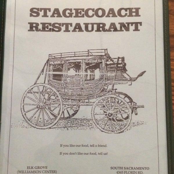 Stagecoach Restaurant Elk Grove Ca