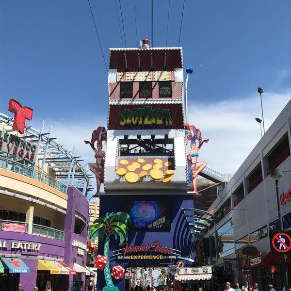 Las Vegas Nv Zip: Zip Line Downtown Las Vegas