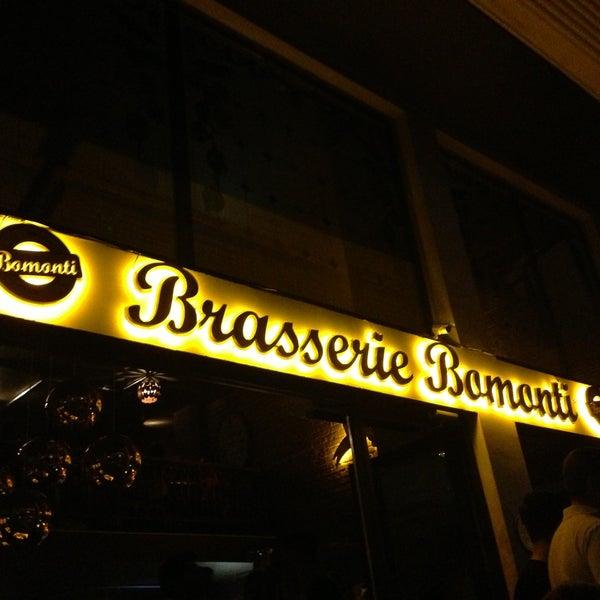 Photo prise au Brasserie Bomonti par 'Cn K. le5/9/2013