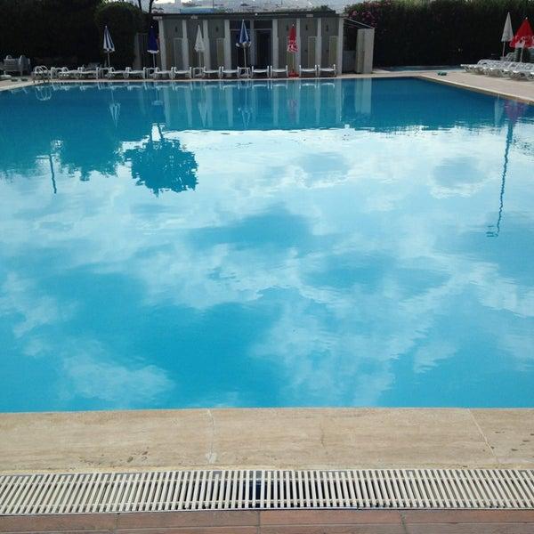 7/5/2013 tarihinde Ilgın K.ziyaretçi tarafından Pelikan Otel'de çekilen fotoğraf