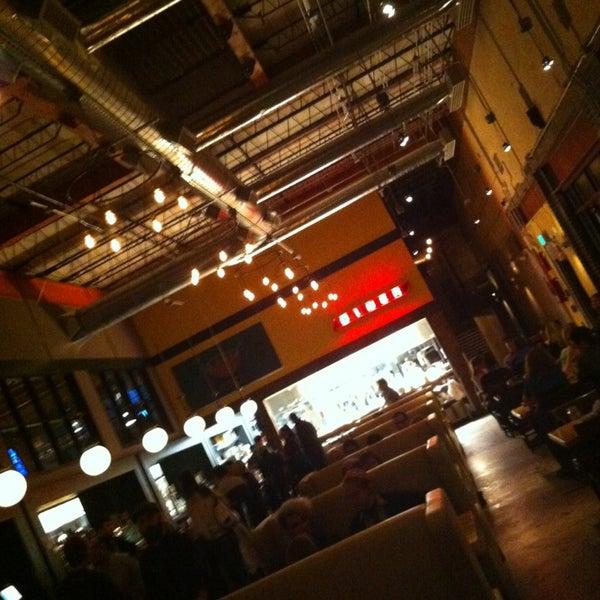 1/24/2013에 Brian M.님이 Punch Bowl Social에서 찍은 사진