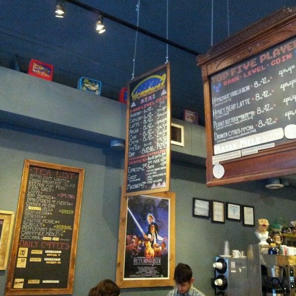 2/27/2013에 Yurij B.님이 The Wormhole Coffee에서 찍은 사진
