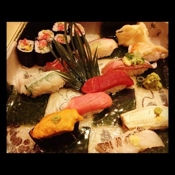 Photo prise au Sushi Zen par Camilla C. le10/10/2012