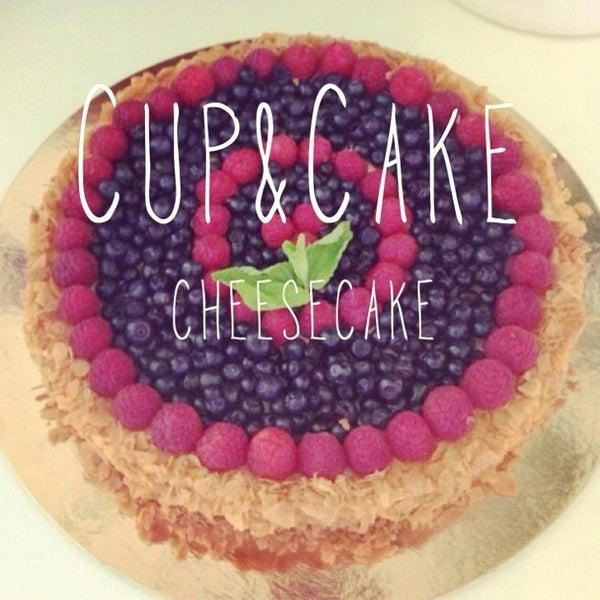 Photo prise au Cup&Cake / Кап&Кейк par Ksu S. le7/10/2013