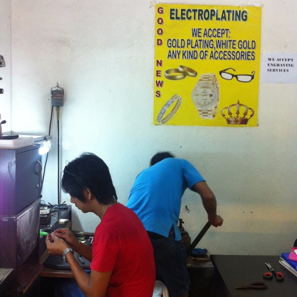 R  J  K  Watch and Jewelry Repair - 2nd Floor Gaisano Blvd