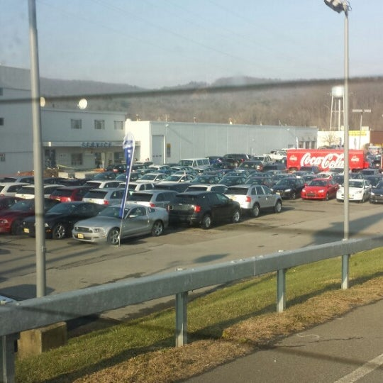 Photo Taken At All American Ford Kingston By Jeremy B On 12 3