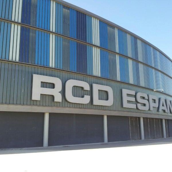 Foto diambil di RCDE Stadium oleh Rafael G. pada 4/13/2013