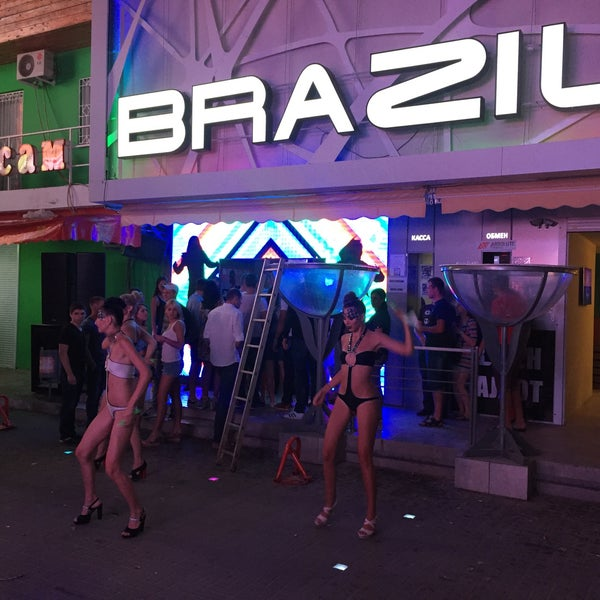 Снимок сделан в Brazil Club пользователем Yuliya T. 7/9/2016