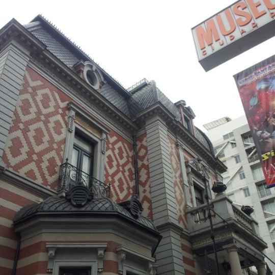 รูปภาพถ่ายที่ Museo de Cera โดย P4tuk เมื่อ 1/20/2013