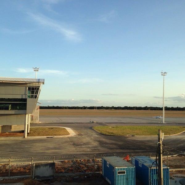 5/31/2014にRenato Monteiro B.がAeroporto Internacional de Natal / São Gonçalo do Amarante (NAT)で撮った写真