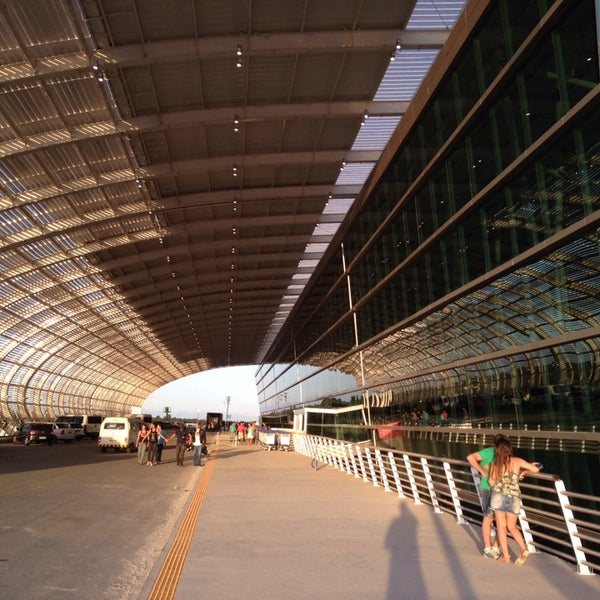 Снимок сделан в Aeroporto Internacional de Natal / São Gonçalo do Amarante (NAT) пользователем Renato Monteiro B. 5/31/2014