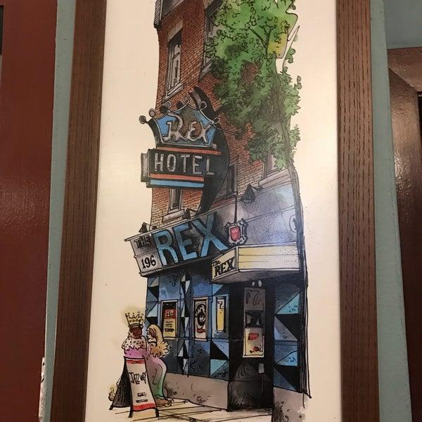 12/31/2016にCarlos B.がThe Rex Hotel Jazz & Blues Barで撮った写真