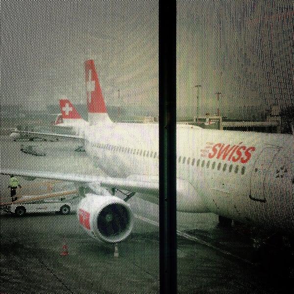 Photo prise au Aéroport de Genève Cointrin (GVA) par Anna M. le1/8/2013